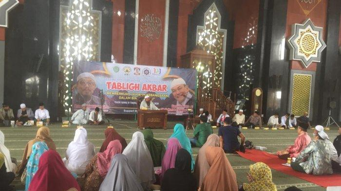 HUT ke-123 Kota Balikpapan, UstadzKholid Bustomi Ingatkan Rasa Syukur, Nikmat Pengeboran Minyak