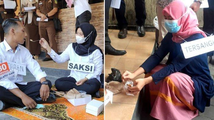 Maafkan Pelaku Pengirim Sate Sianida di Bantul, Ayah Korban: Proses Hukum Tetap Berlanjut