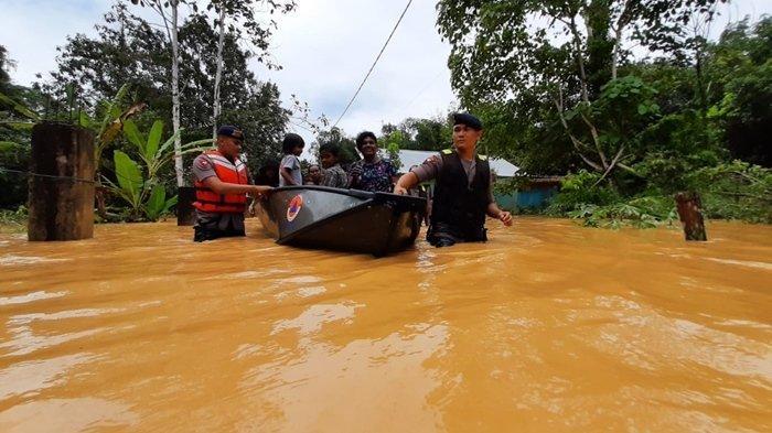 TERUNGKAP Banjir KM 17 Balikpapan tak Cuma Kali Ini, Camat Sebut Ini Berurusan dengan Pemprov Kaltim