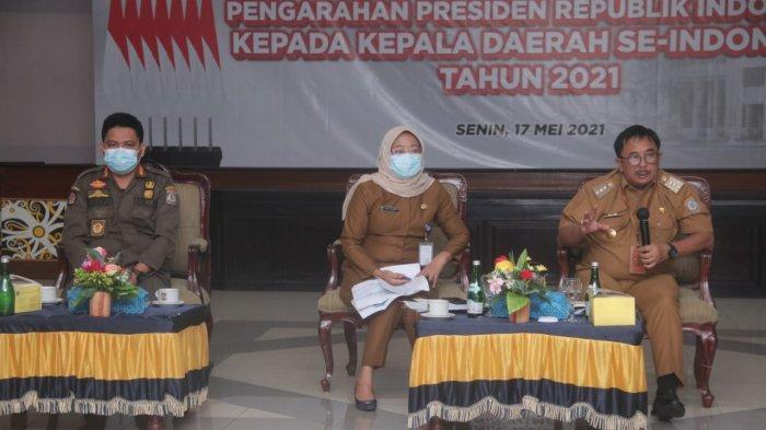 Selain Perumahan Graha Indah, Satgas Covid-19 Balikpapan Catat Klaster ABK Pengangkut Sawit