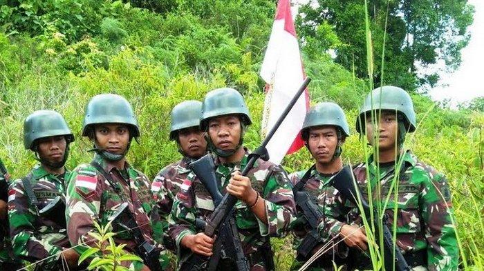 Melarikan Diri ke Malaysia, Senjata Api Terjatuh dari Pria tak Dikenal