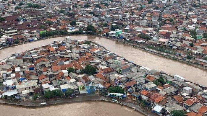 TERBARU Korban Meninggal Dunia Banjir Jabodetabek, Data BNPB 30 Orang,Terbanyak dari Daerah Ini