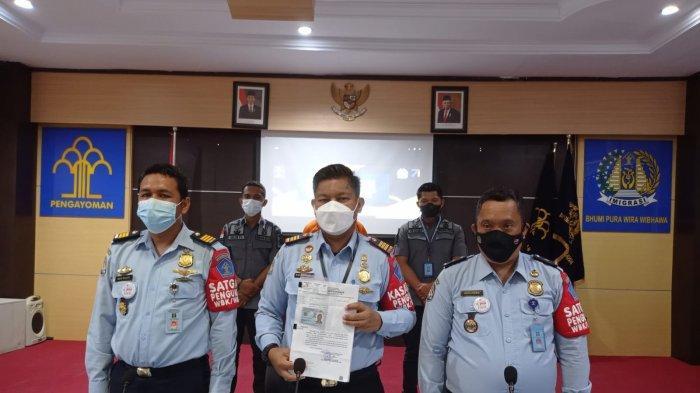 Tanpa Paspor Nekat Susul Istri ke Indonesia, WNA Asal Malaysia Ditangkap Imigrasi Nunukan