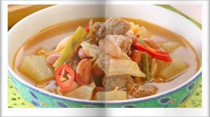 Rekomendasi Menu Buka Puasa Hari ini, Berikut Cara Bikin Sayur Asam Labu Siam Buncis