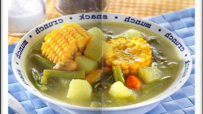 Cara Bikin Sayur Asem Kuah Kuning Super Enak, Menu Makan Siang yang Sangat Menyegarkan