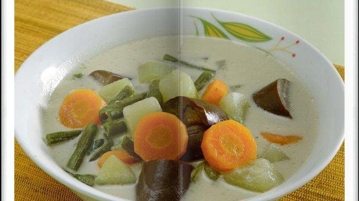 Cara Bikin Sayur Lodeh Ebi Super Enak, Makan Siang Bersama Keluarga di Akhir Pekan Jadi Lahap