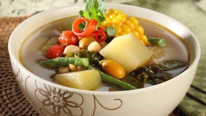 Resep Sayur Asam Rebon, Menu Makan Malam dengan Cita Rasa Kuah yang Menyegarkan
