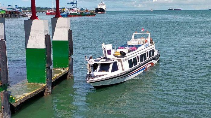BREAKING NEWSDiduga Stress, 1 Penumpang SB Lestari Banuanta Rute Nunukan-Tarakan Lompat ke Laut