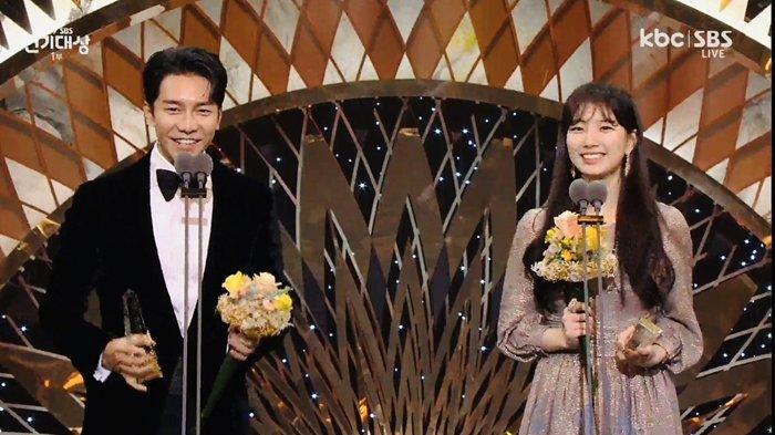 Daftar Pemenang SBS Drama Awards 2019, Lee Seung Gi, Suzy dan Drama Korea Vagabond Raih Penghargaan