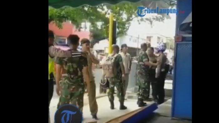 Kronologi Video Viral Oknum Prajurit TNI Todongkan Pistol ke Polisi, Kapolres Angkat Bicara