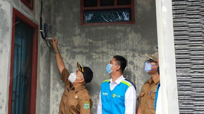 Berkah Ramadhan, 10 Desa Kecamatan Bongan Kutai Barat Kini Nikmati Listrik PLN