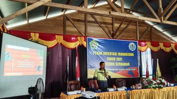 Kunjungi Poltek Sendawar, PT GBU Bahas Lanjutkan Program Beasiswa Tahun 2022