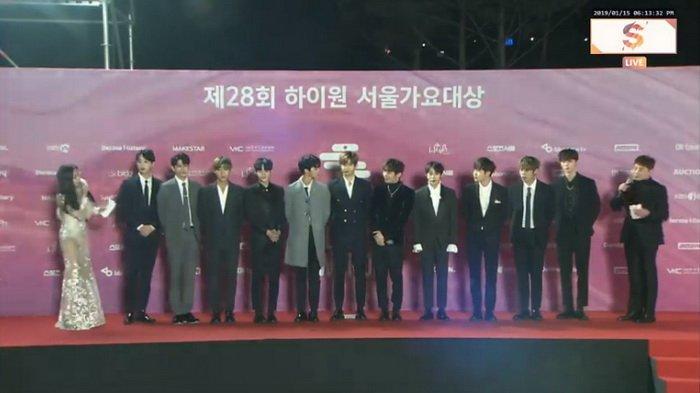 SEDANG BERLANGSUNG Red Carpet Seoul Music Awards 2019, Nonton Streaming di Sini!