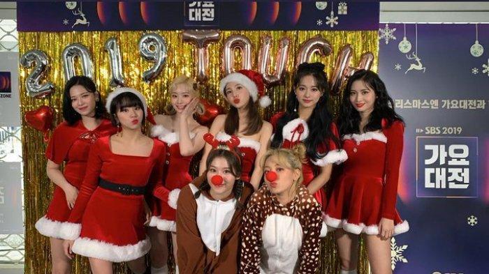 SEDANG BERLANGSUNG SBS Gayo Daejun Live Streaming TV Online, Ada BTS, TWICE dll Spesial Natal