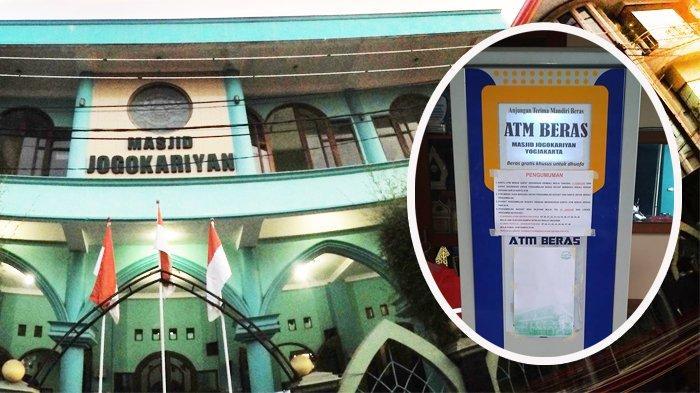 Fakta Unik Masjid Jogokariyan: Sendal Hilang Bakal Diganti, Ada Penginapan Gratis, hingga ATM Beras!