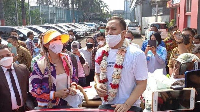 Pengakuan Indah Sari di Tengah Aksi Boikot Saipul Jamil, Sebut Bang Ipul Dapat Job dari Kementerian