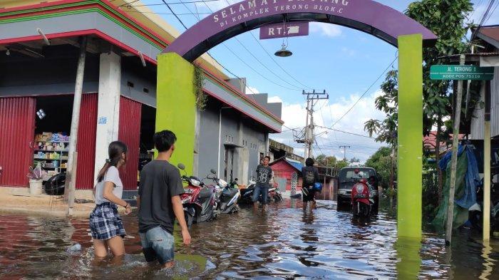 Info BMKG Prakiraan Cuaca Samarinda 24 Mei 2020, Bertepatan Idul Fitri akan Hujan di Siang Hari