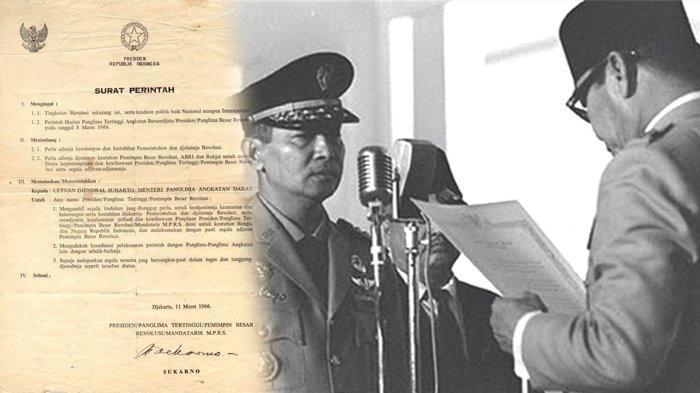 SEJARAH HARI INI 11 Maret: Lahirnya Supersemar, Pembuka Jalan Soeharto Ganti Soekarno jadi Presiden