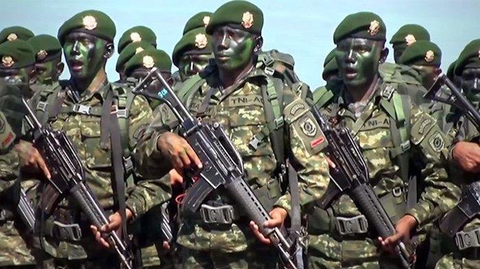 SEJARAH HARI INI 6 Maret: HUT Kostrad, Satuan Baret Hijau TNI yang Lahir dari Konflik Irian Barat