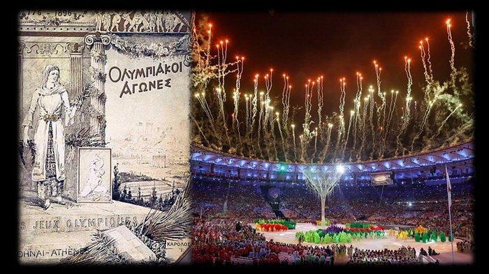 Sejarah Hari Ini, Olimpiade Pertama Kali Digelar 123 Tahun Lalu, Kompetisi Olahraga Modern di Athena