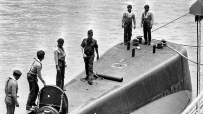 Sejarah KRI Nanggala-402, Status On Eternal Patrol, Sisa Kejayaan Armada Laut Indonesia Tahun 60-an