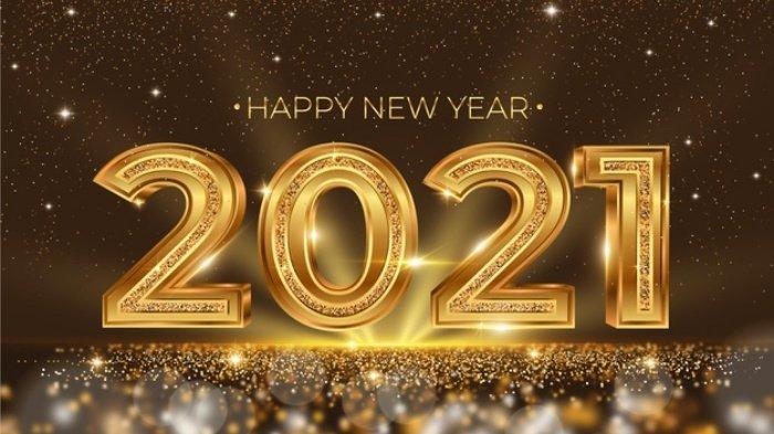 Sejarah Tahun Baru Ditetapkan Tanggal 1 Januari dan Ucapan Selamat Tahun Baru 2021 Share WA / Medsos