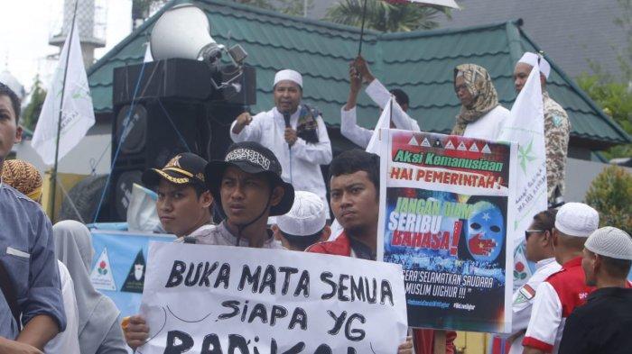 Umat Islam Kaltim Desak Presiden Jokowi Peduli Nasib Muslim Uighur di China