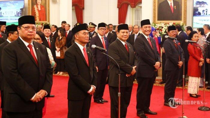 Siapa Saja Deretan Menteri yang tak Akan Mungkin Direshuffle Jokowi? Pengamat Beberkan Alasannya