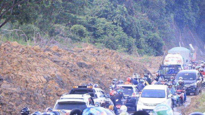 Jalan Pattimura Samarinda Masih Longsor, DPUPR Pera Kaltim Ungkap Masih Proses Lelang