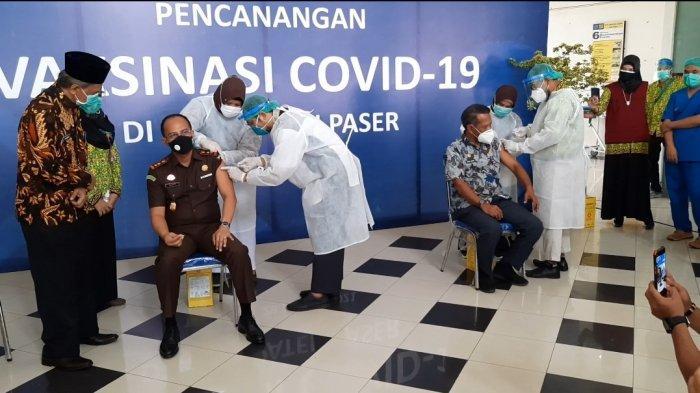 UPDATE Virus Corona di Penajam Paser Utara, Dua Hari Ini Kasus Sembuh dari Covid-19 Mendominasi