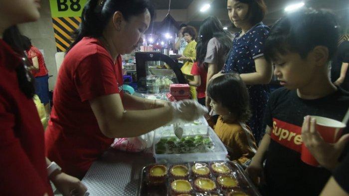 Buddhist Center Adakan Bazar Vegetarian, Pengunjung bisa Nikmati Hiburan Tari Naga dan Barongsai