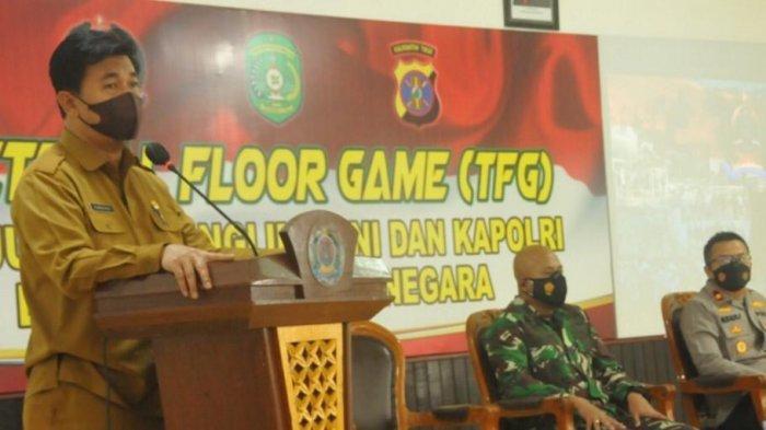 Panglima TNI dan Kapolri akan Kunjungi Kukar, Dandim 0906/Tgr dan Pemkab Kukar Gelar Rakor