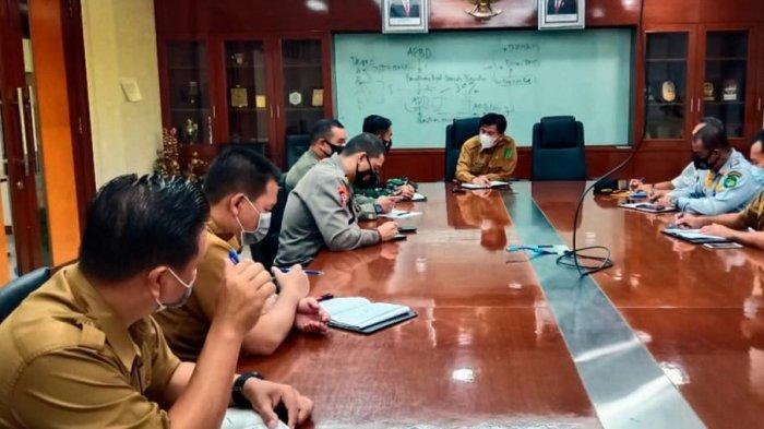 Gubernur Kaltim Isran Noor Akan Tinjau PPKM Mikro di Kukar