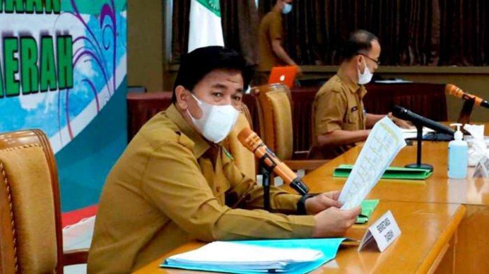 Sekda Kukar Sunggono Minta OPD Jalankan Program Dedikasi yang Diamanatkan Bupati Kukar