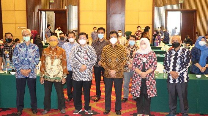 Tunjang Kelancaran Tugas dan Fungsi, Sekretariat DPRD Kaltim Selenggarakan Rakor Penyusunan Program