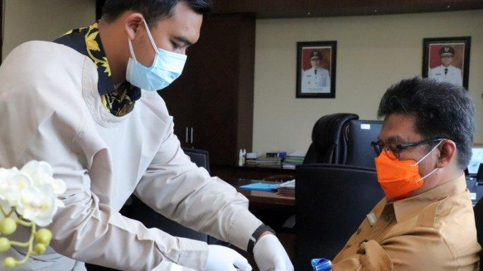 Usai Disuntik Vaksin Sinovac Dua Kali, Imun Sekdaprov Kaltim Meningkat Signifikan