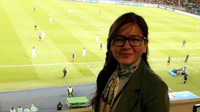 Nonton Final Piala Indonesia di Stadion, Sekjen PSSI Ratu Tisha Diusir oleh Suporter