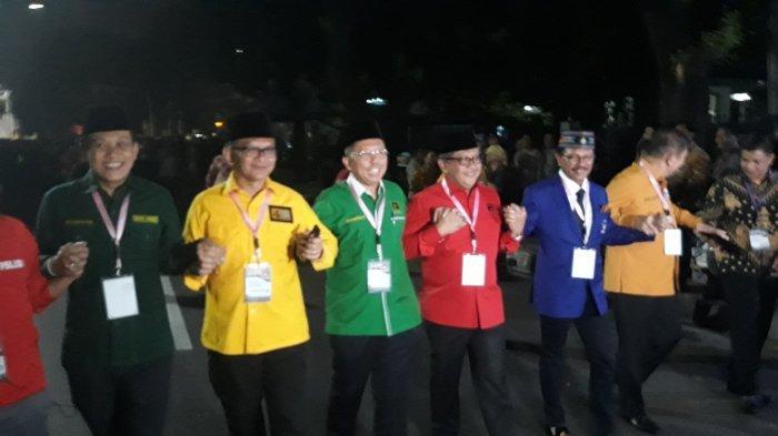 Lengkap, Hasil Survei Elektabilitas Parpol Terbaru, PDIP Merosot Gerindra Terjun Bebas, Didekati PSI