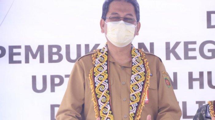 Sekretaris Kota Samarinda Sugeng Chairuddin Sebut Penutupan Jembatan Mahkota II Sampai Lebaran