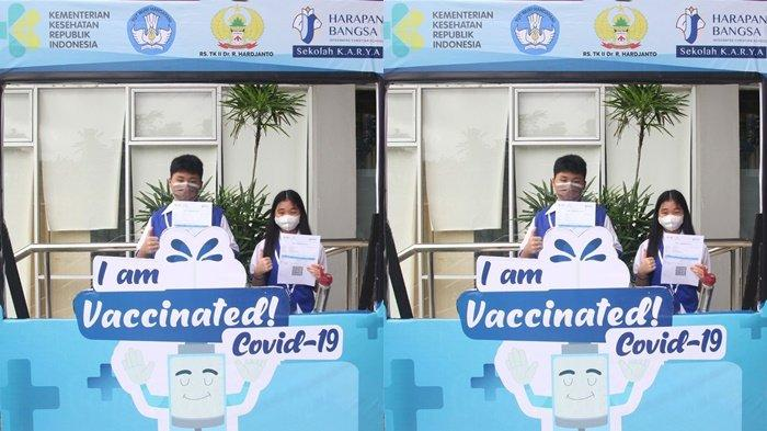 Harapan Bangsa Balikpapan Gelar Vaksinasi untuk Anak