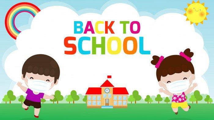 Sekolah yang Boleh Tatap Muka di Indonesia Hanya 6 Persen, Simak Kesiapan Sebelum Membuka Sekolah!