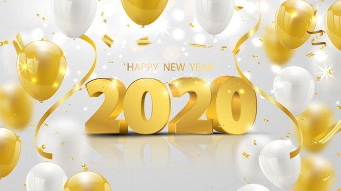 Selamat Tahun Baru 2020! Kumpulan Ucapan dan Harapan yang Bisa Dikirim Lewat WhatsApp untuk Sahabat