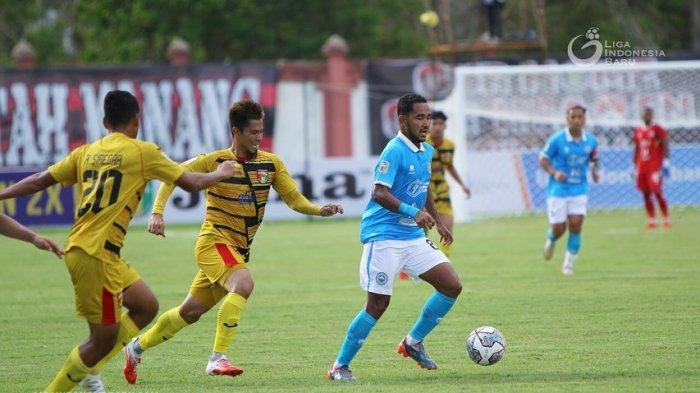 Jadwal Mitra Kukar FC vs Persewar Waropen, Pemain Naga Mekes Optimis Cetak Gol di 30 Menit Awal