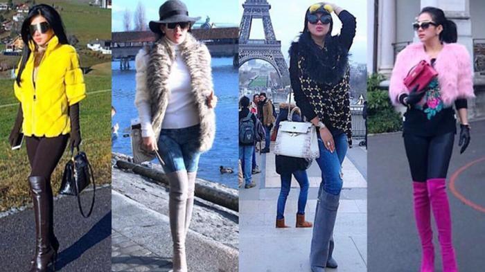 Sering Tampil Glamor, Syahrini Dituding Pakai Tas Palsu! Begini Cara Membedakan Barang Branded Asli