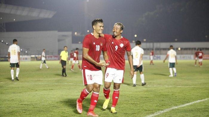 HASIL AKHIR Timnas Hari Ini Indonesia vs Taiwan: Syahrian Abimanyu Dkk Menang Laga dengan Skor 2-1