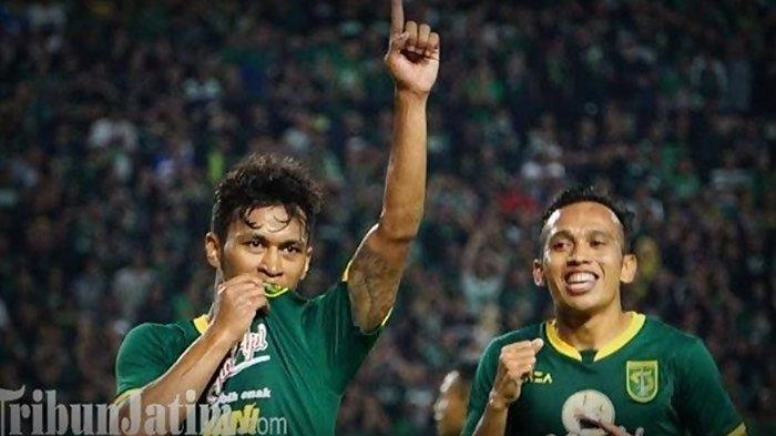 Pamit Tinggalkan Persebaya Surabaya, Ini yang Bikin Osvaldo Haay Sudah Gabung Persija Jakarta