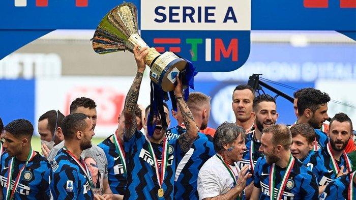 UPDATE TERBARU Daftar 20 Tim Liga Italia 2021-2022, Catat Jadwal Seluruh Pertandingan Serie A