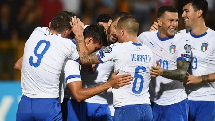 Kualifikasi Piala Dunia 2022 Italia vs Bulgaria, Bintang Juventus jadi Tumpuan, Chiellini Terdepak!