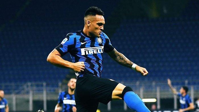 Lautaro Martinez Tolak Tawaran Inter Milan Jelang Liga Italia Bergulir, Manchester City Menanti