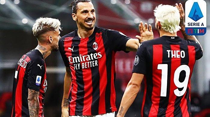Ibrahimovic, Sandro Tonali hingga Lorenzo Colombo, AC Milan Bakal Tampil Digdaya, Geser Juventus?